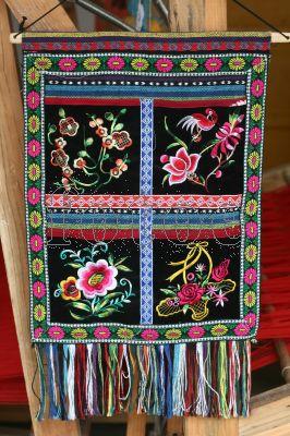 土家族传统图案纹样